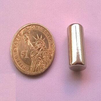10 x 20mm Neodymium Magnet