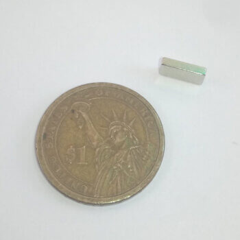 10 x 5 x 2mm Neodymium Magnet