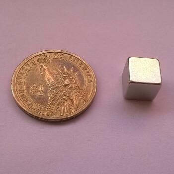 10mm cube magnet