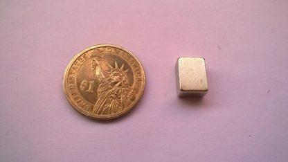 12mm x 9mm x 6mm neodymium block magnets