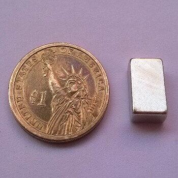 15 x 9 x 5mm neodymium magnet