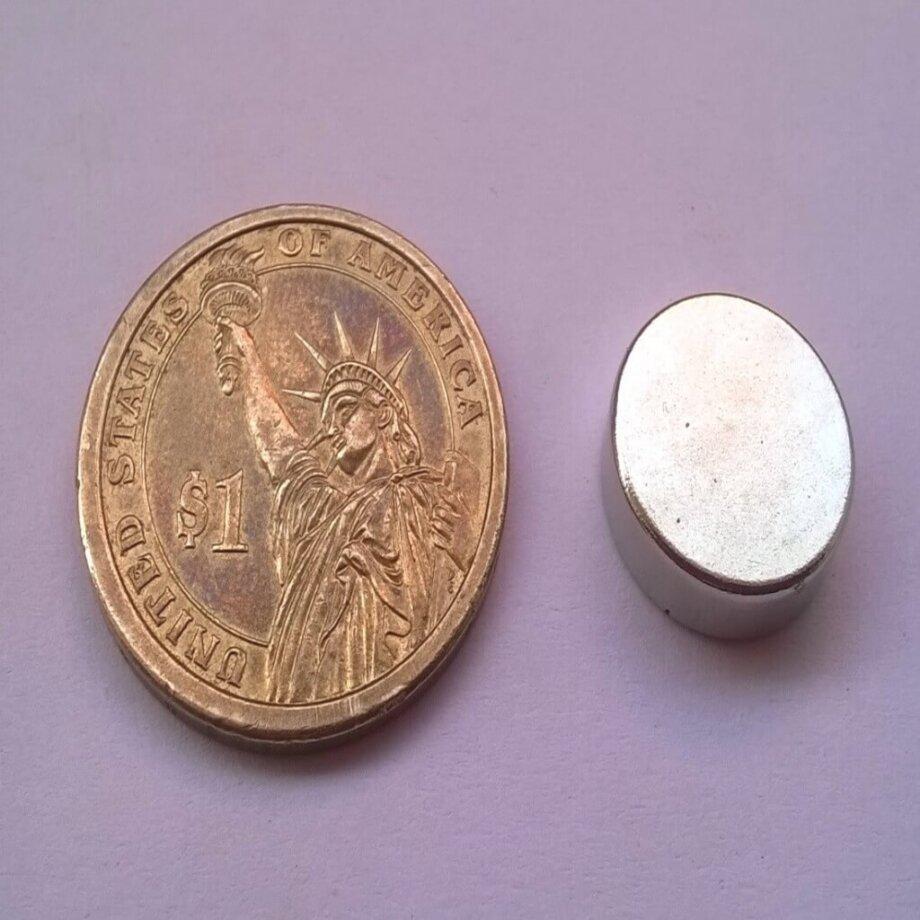 15mm x 6mm Neodymium Disc Magnets