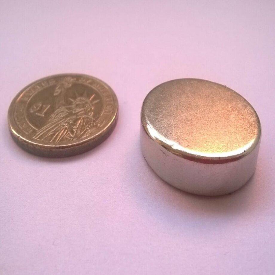 25mm x 6mm Neodymium Disc Magnets