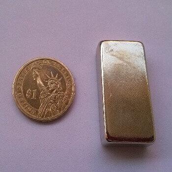 40 x 20 x 10mm Neodymium Magnets