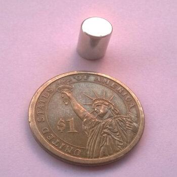 8 x 10mm Neodymium Magnets