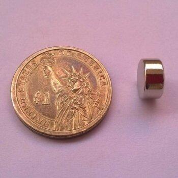 5 x 3mm Neodymium Magnets
