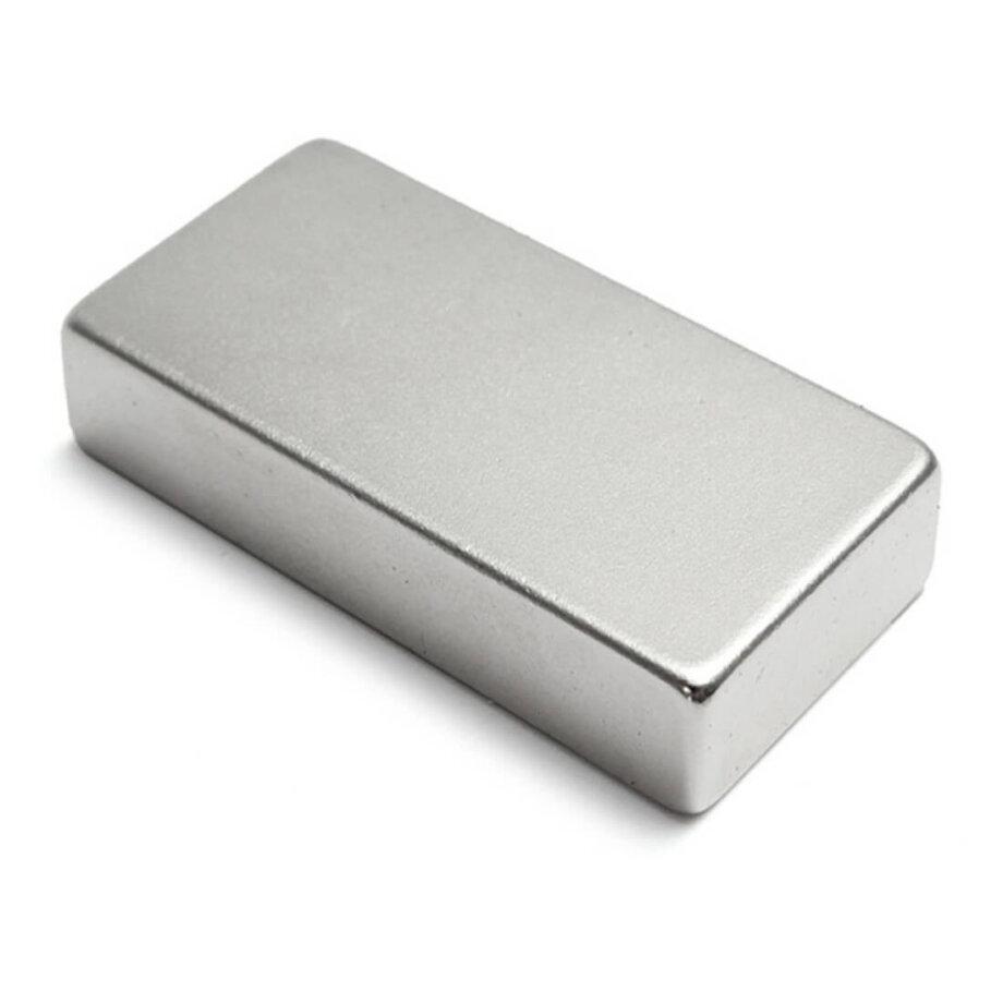 50 x 25 x 12.50mm Neodymium Magnets