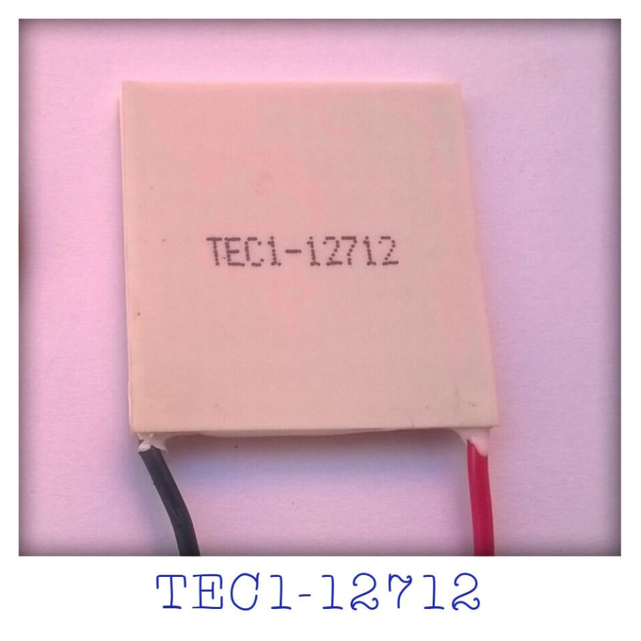 tec1-12712 Thermoelectric Cooler