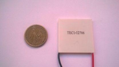 TEC1-12706, thermoelectric cooler peltier, Peltier cooler, tec1 12706, peitier module