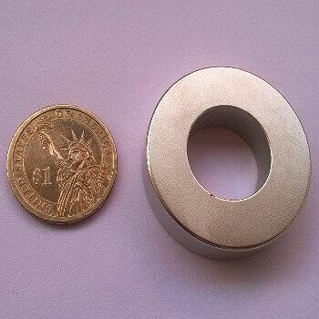 40 x 20 x 10mm Neodymium Magnet