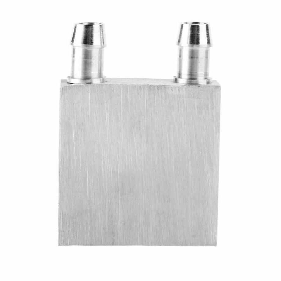 Aluminium Water Cooling Block 40*40