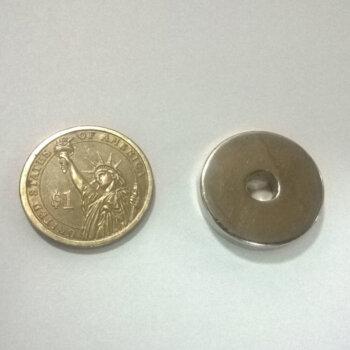 OD25 x ID6 x 5mm Neodymium Magnet