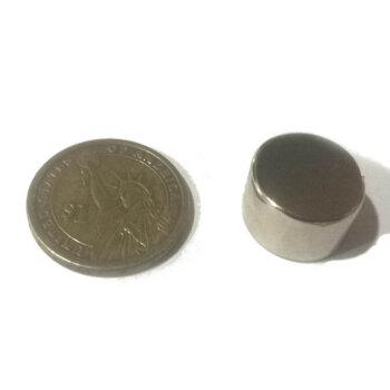 18 x 10mm Neodymium Magnets