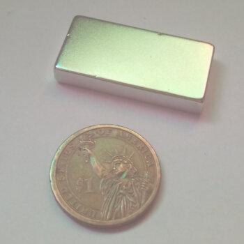 40 x 20 x 6mm Neodymium Magnets