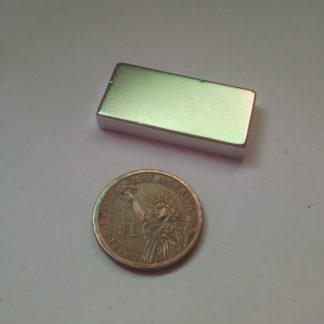NdFeB Magnet, N52 strong magnet, 40 x 20 x 6mm Neodymium Magnet