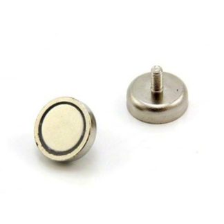 External thread Pot Magnets