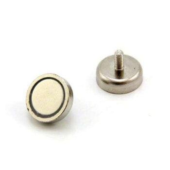 External Thread Pot Magnets