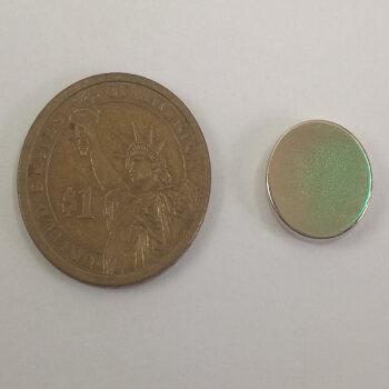 15mm x 3mm neodymium magnet
