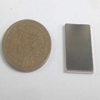 25 x 15 x 2mm Neodymium Magnets