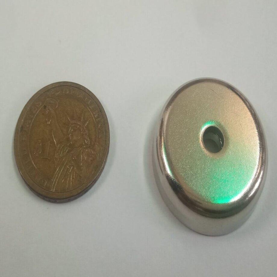 Countersunk Pot Magnets PME-A32 Force 25kg