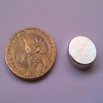 15 x 5mm Neodymium Magnets