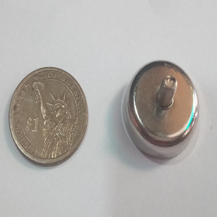 External Thread Pot Magnets PME-C25 – Force 17.0kg