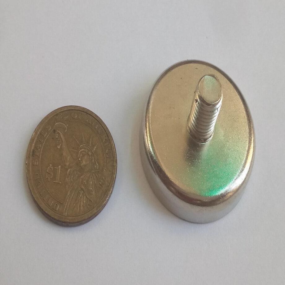 External Thread Pot Magnets PME-C36 – Force 40Kg