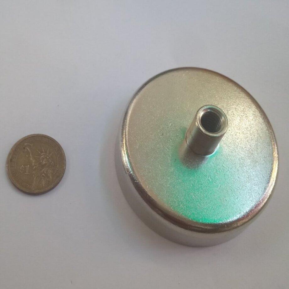 Internal Thread Pot Magnets PME-D75