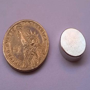 15 x 5mm neodymium magnet