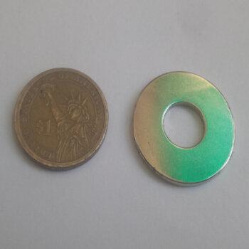 D30 x d12 x 2mm Neodymium Magnet