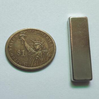 40 x 10 x 5mm Neodymium Magnet