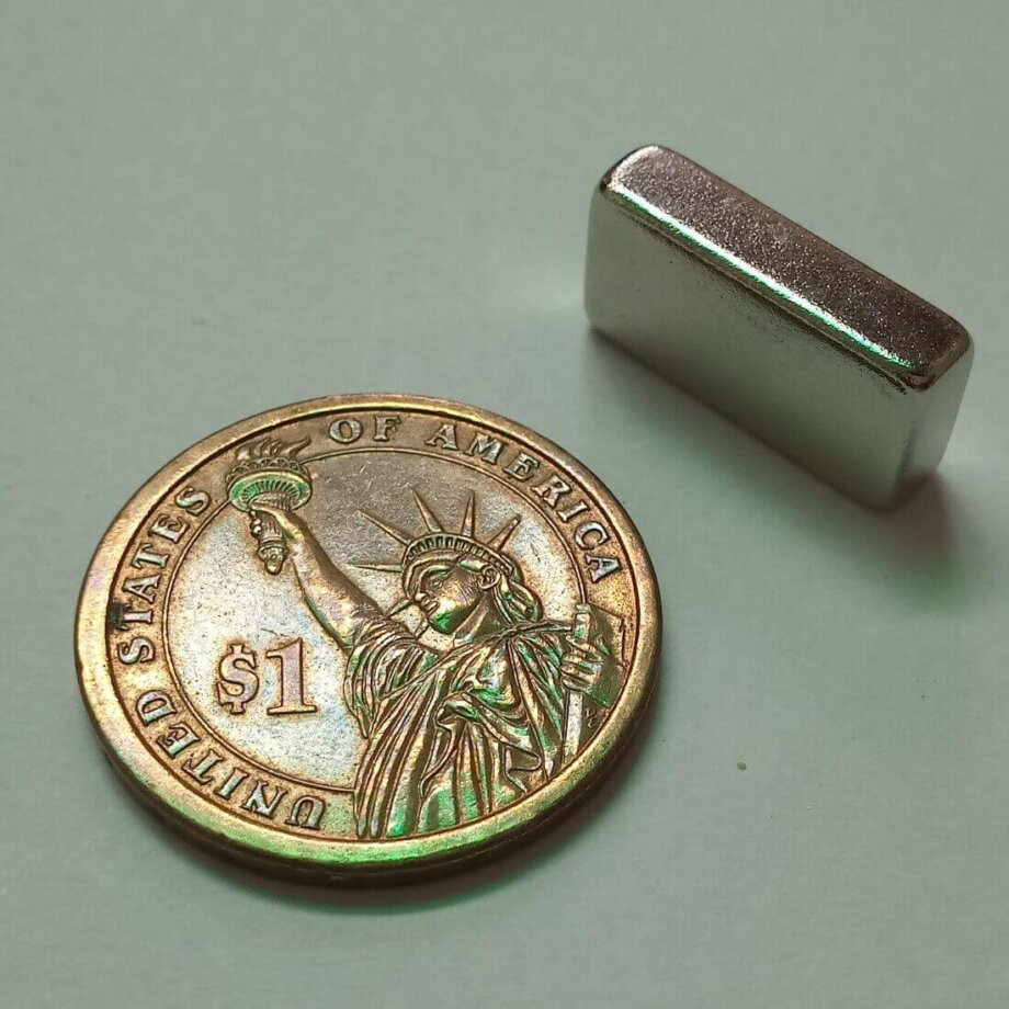 20 x 10 x 5mm Neodymium Magnet