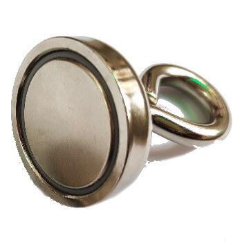 Eyebolt hook pot magnet PME-F32