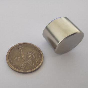23mm x 18mm neodymium magnet