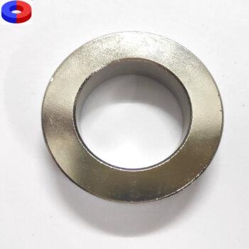 40mm O.D x 25mm I.D x 10mm thick Samarium Cobalt Magnet