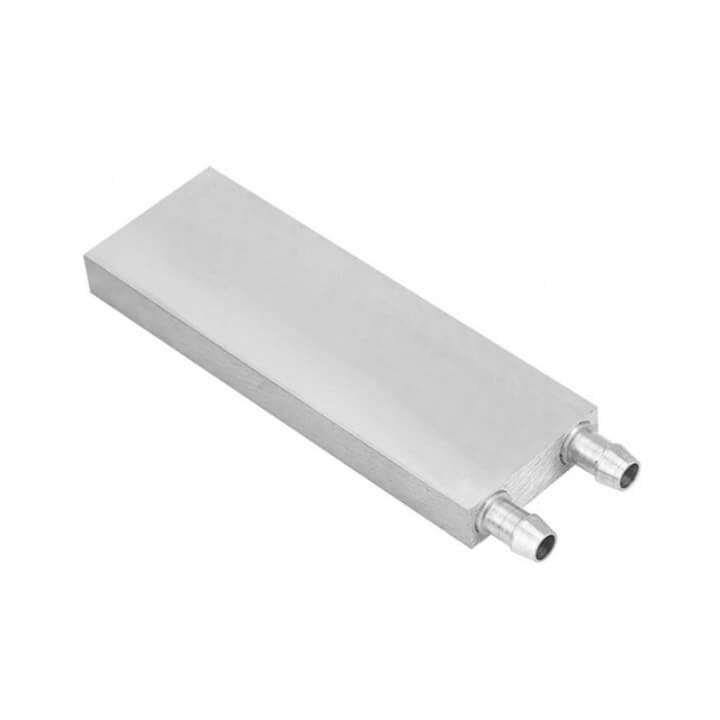 Aluminum Water Cooling Block 40x120