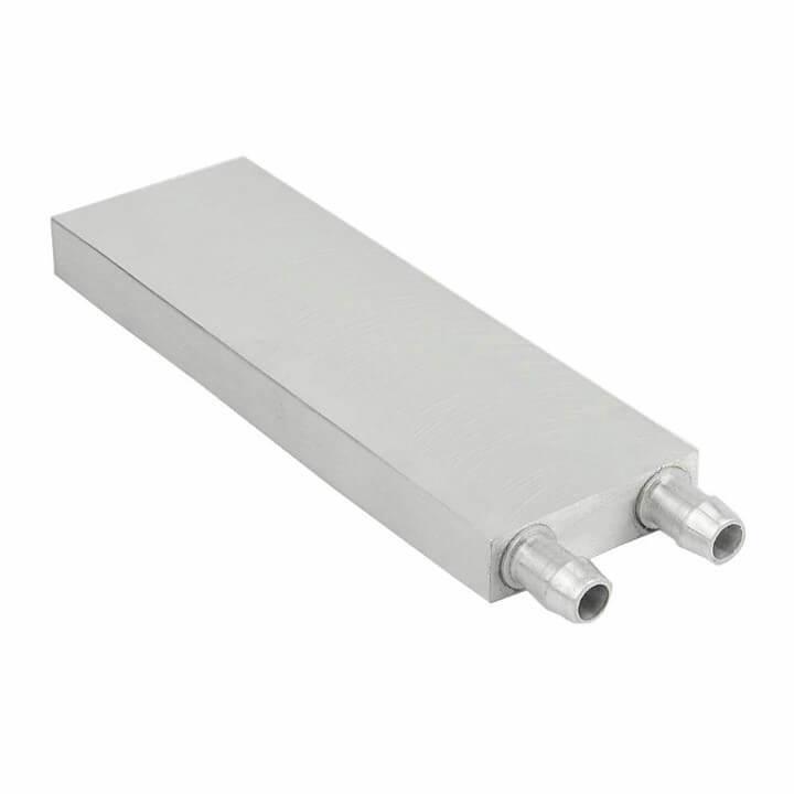 Aluminium Water Cooling Block 40*160mm