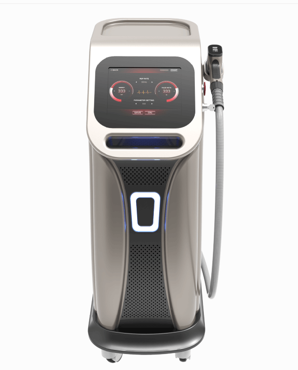 High Intensity Diode Laser Hair Removal System