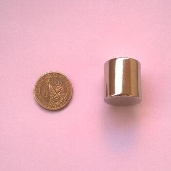 24 x 22mm Neodymium Magnet